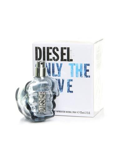 Diesel Only The Brave EDT 125 ml Erkek Parfümü Renksiz